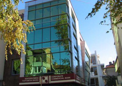 Сграда с админстративна част гр. Бургас