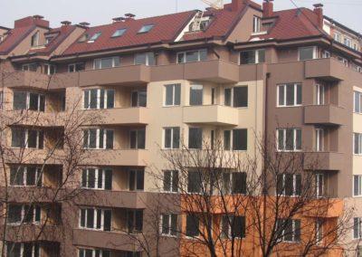 Жилищна сграда кв. Х.Димитър