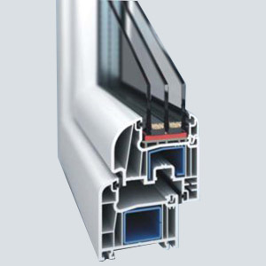 Pvc система profilink