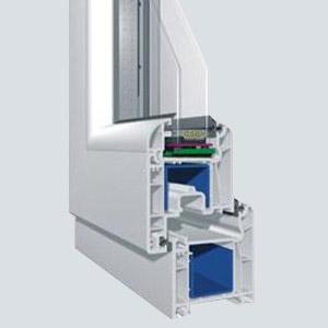 Pvc система vivaplast