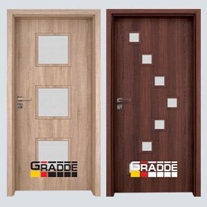 Немски врати Gradde