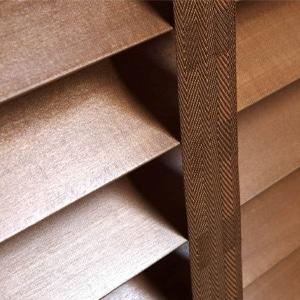 Дървените хоризонтални щори